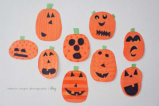 pumpkin crafts and activities for kids 15 simple but not scary crafts for toddlers 7887