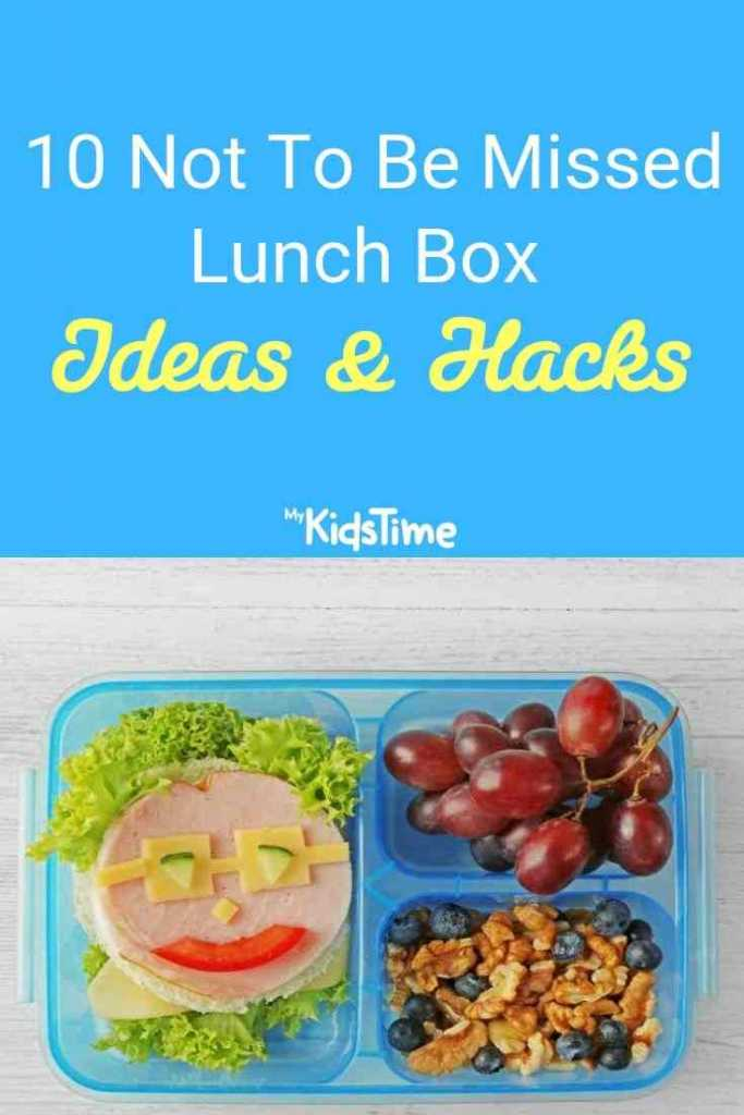 10 not to be missed lunchbox ideas and hacks
