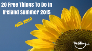 20 Free Things Ireland Summer 2015