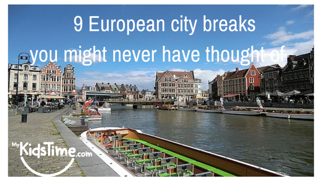 9 European City Breaks you may not have (2)