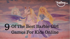 9 Of The Best Barbie Girl Games For Kids