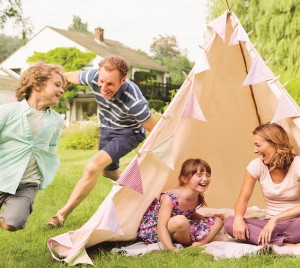 Family Bucket List Camping