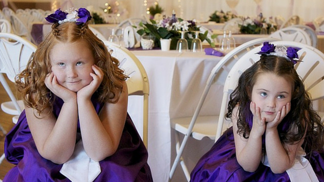 Helpful tips you should know if inviting kids to wedding