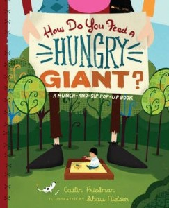 How do you feed a hungry Giant