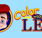 colour with leo