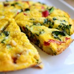Breakfast Recipes with Eggs Frittata