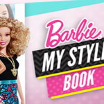 my style book barbie
