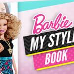 my style book barbie