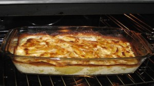 Easy Recipes for Kids to Make Potato Gratin