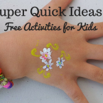 free activities for kids