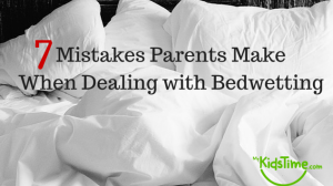 7 Mistakes Parents Make
