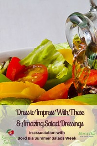 Dress to Impress With These 8 Amazing Salad Dressings (1)