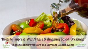 Dress to Impress With These 8 Amazing Salad Dressings
