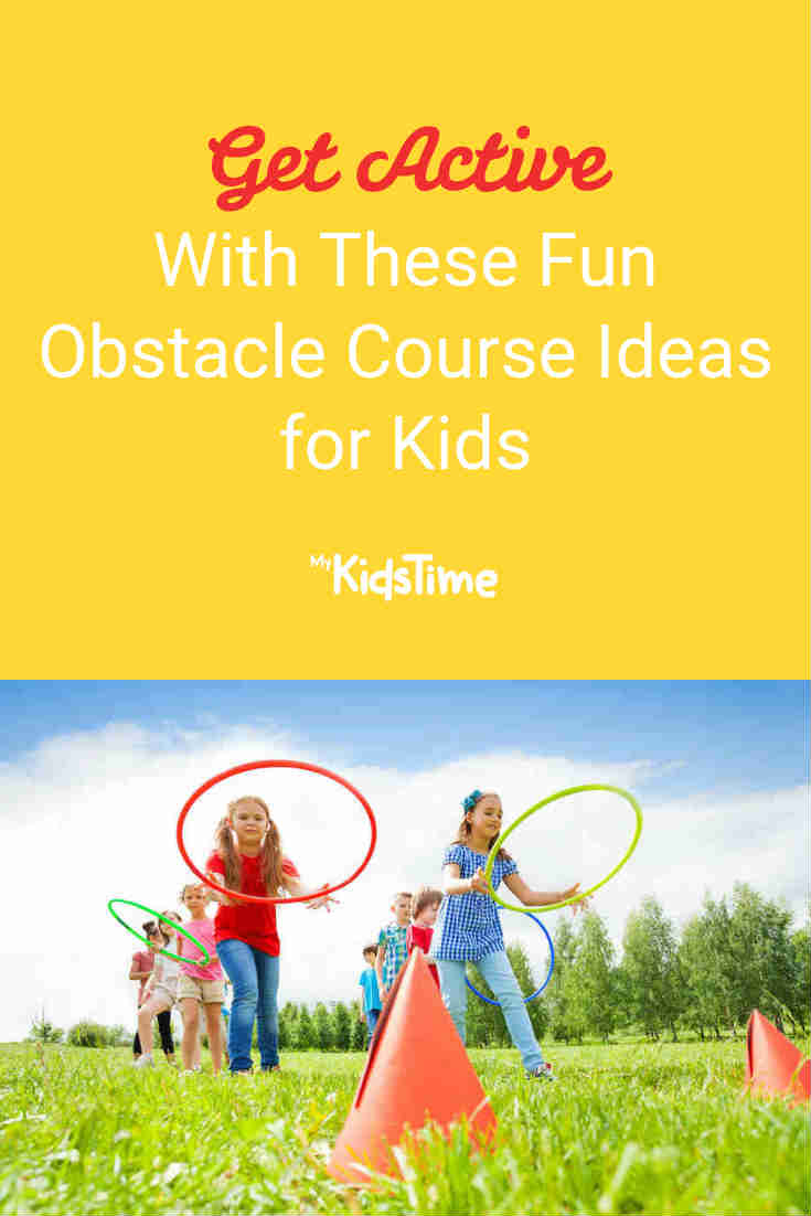 Get Active With These Fun Obstacle Course Ideas for Kids - Mykidstime
