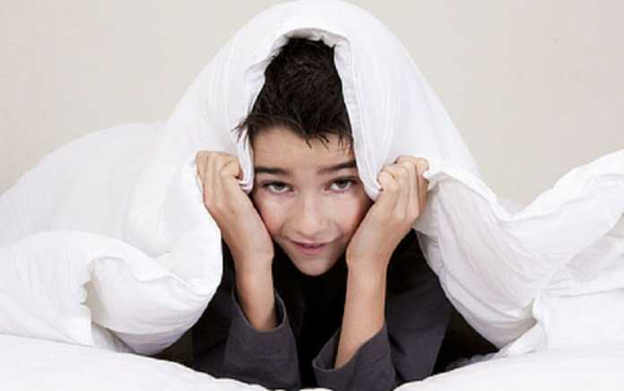 Help your child stop bedwetting lead