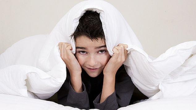 HelpYour child stop bedwetting