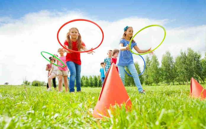 Obstacle course ideas - Mykidstime