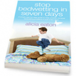 stop bedwetting book alicia eaton