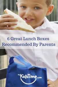 6 Great Lunch Boxes Recommended By Parents