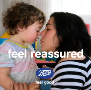 Help your child cope with pain Boots Feel Reassured