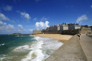 Fun things to do with kids in France St. Malo