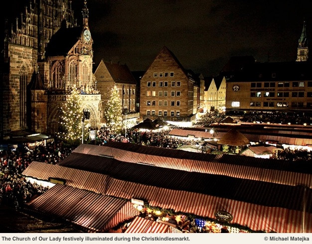Nuremberg Christmas Market German Christmas Markets