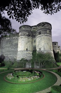Fun things to do with kids in France Chateau D'angers