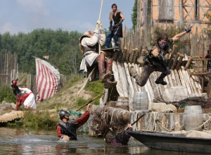 Fun things to do with kids in France Puy Du Fou