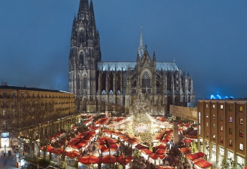 Cologne Christmas Market German Christmas Markets