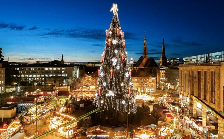 15 Of The Best German Christmas Markets To Visit