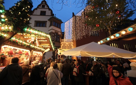 Freiburg Christmas Market German Christmas Markets