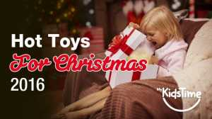 hot toys for christmas 2016