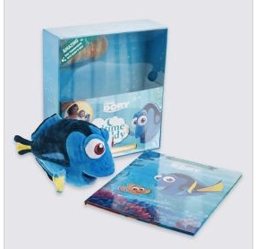 hot toys marks and spencer finding dory toy and book