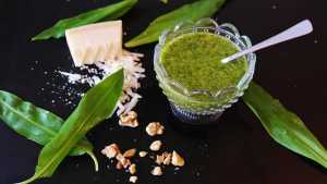 family dinner ideas Pesto
