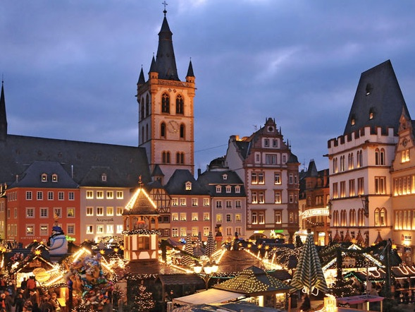 Trierer Christmas Market German Christmas Markets