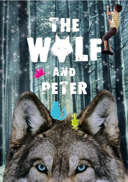 The wolf & Peter image
