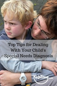 Top Tips for Dealing With Your Child's Special Needs Diagnosis