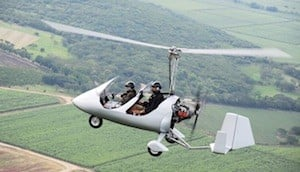 Christmas Presents for Dad Gyroplane Flying