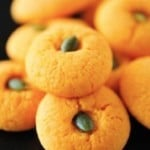 Pumpkin Cookies from preschool4all