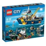 lego deep sea exploration vehicle