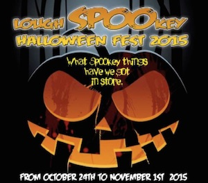 Halloween at Lough Key
