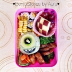 mike monsters bento