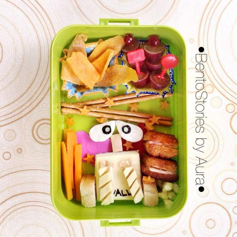 Dorable Wall E Party Ideas Model - The Wall Art Decorations ...