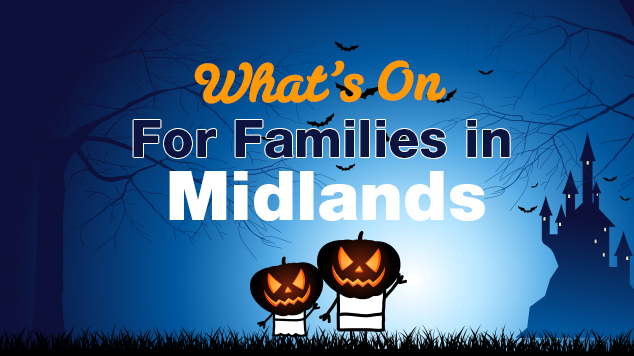 Things to do around Ireland at Halloween The Midlands
