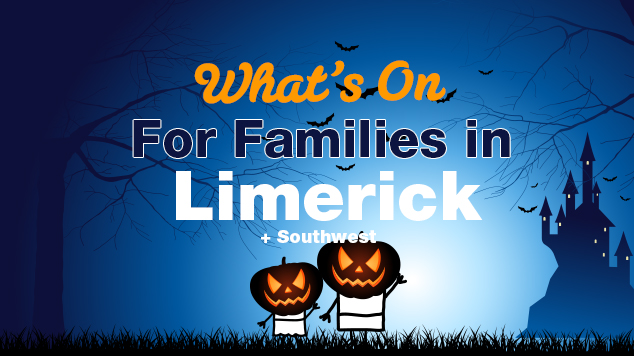 Things to do around Ireland at Halloween Limerick