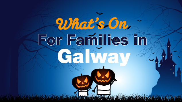 Things to do in Galway with kids Halloween 2016