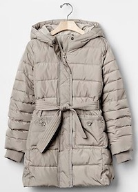 Gap Winter Coat Girls