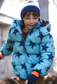 Boden Boys Winter Coat