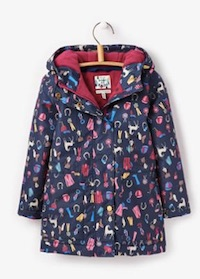 Joules Winter Coat for Girls