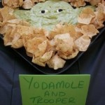 Start Wars Party Food Ideas Yodamole
